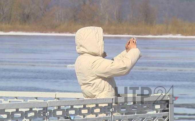 """""""Большую воду"""" в Нижнекамске ожидают на майские праздники"""
