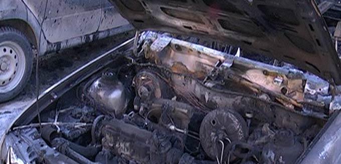 Нижнекамец поджёг автомобиль незнакомки, и не смог объяснить причину