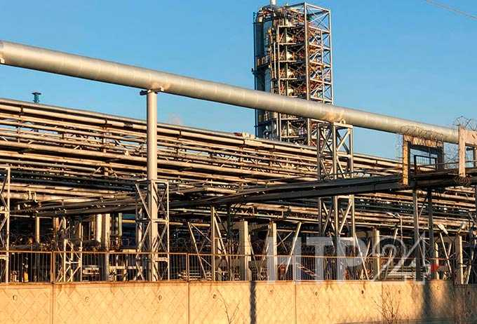 СК возбудил дело после пожара в промзоне в Нижнекамске