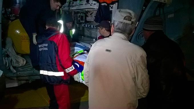Еще двух пострадавших при пожаре на заводе в Нижнекамске переведут в Казань