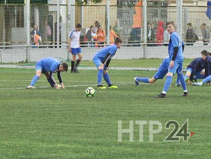 Волгоградский «Ротор» и ДЮСШ Нижнего Новгорода открыли в Нижнекамске турнир памяти Винникова