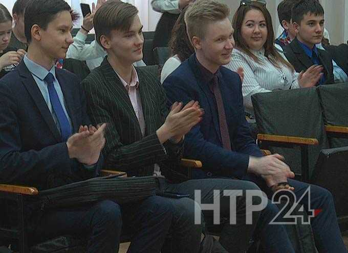 Школьникам из Нижнекамска дали подсказку, как правильно выбрать будущую профессию