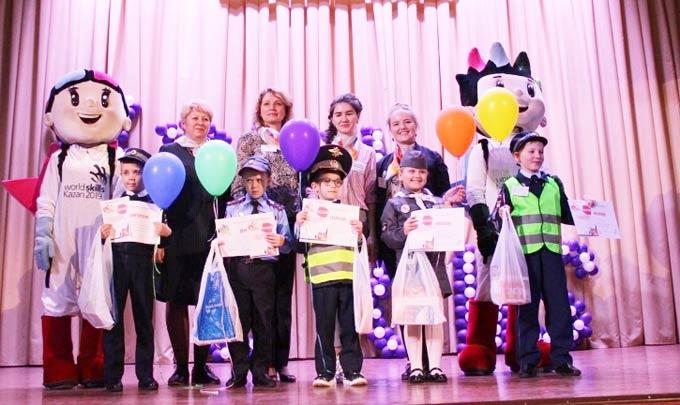 Пятеро дошколят из Нижнекамска отметились в чемпионате BabySkills