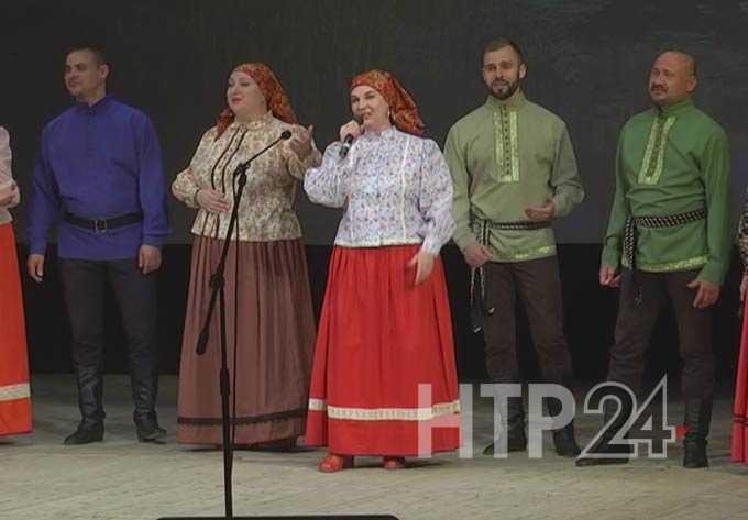 Легендарный ансамбль из Нижнекамска отметил свой первый большой юбилей
