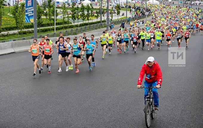 Среди участников Казанского марафона организаторы разыграют автомобиль