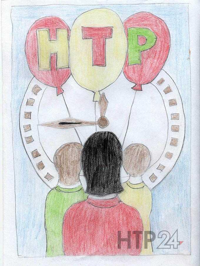 """Участник конкурса """"Я смотрю НТР-2019"""": Кристина Платонова, 12 лет"""
