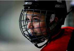 Хоккеистка из Нижнекамского района едет в Сочи