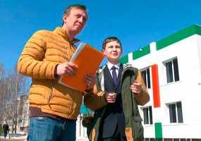 Лицеист из Нижнекамска представил проект нового освещения пешеходных переходов
