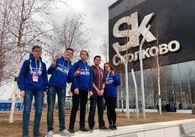 Кванторианцы из Нижнекамска победили на престижных соревнованиях в Сколково
