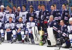 На льду «Нефтехим Арены» в Нижнекамске прошел Матч Победы
