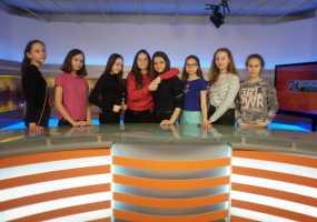 Экскурсия в НТР: школа №9, 7А класс