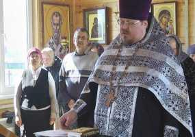 Нижнекамцы просят у Матроны Московской мира и любви для родного города