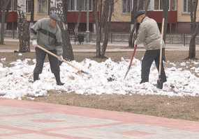 В Нижнекамске около четырех градусов тепла, ожидается пасмурная и не очень теплая погода