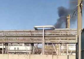 Причиной пожара на ПАО «Нижнекамскнефтехим» может быть человеческий фактор