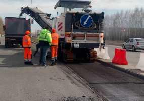 В Нижнекамске введено ограничение для автотранспорта в связи с началом масштабного ремонта