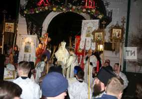 Главная пасхальная служба Татарстана по традиции пройдет в Раифском монастыре