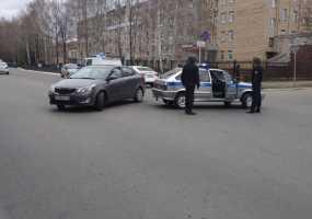 Представитель нижнекамской полиции рассказал, для чего перекрывалась улица Юности