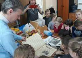 Экскурсия в НТР: детский сад №41