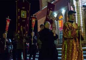 В Великую пятницу православные Нижнекамска пройдут с Плащаницей Крестным ходом