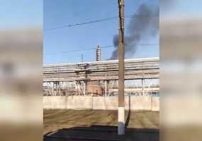 Эксперты озвучили предварительную причину пожара на ПАО «Нижнекамскнефтехим»