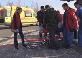 Еще одного пострадавшего при пожаре на «Нижнекамскнефтехиме» переводят в Казань