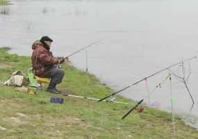 В Нижнекамском районе действует нерестовый запрет на ловлю рыбы