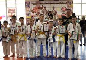 Нижнекамские юниоры отличились на межрегиональном турнире по кудо