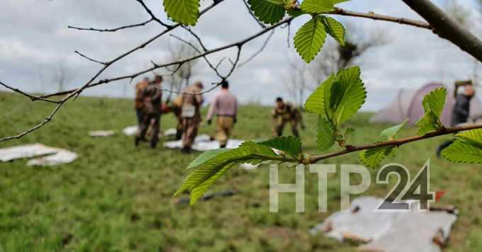 Поисковый отряд «Нефтехимик» из Нижнекамска обнаружил под Волгоградом оскверненную братскую могилу