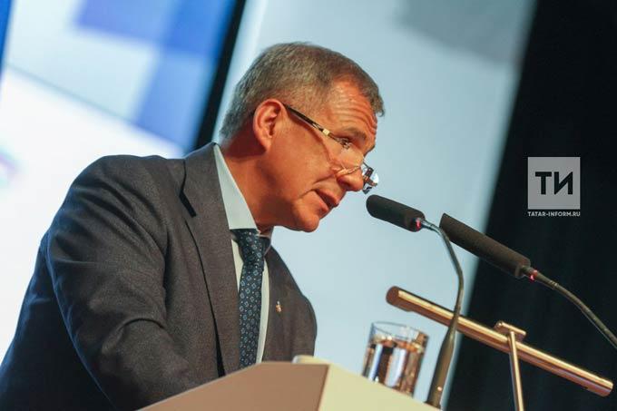 Рустам Минниханов рассказал о ходе исполнения поручений Путина по итогам его поездки в Казань