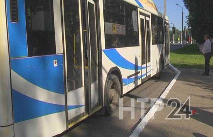В Нижнекамске на время изменится схема движения автобуса №25
