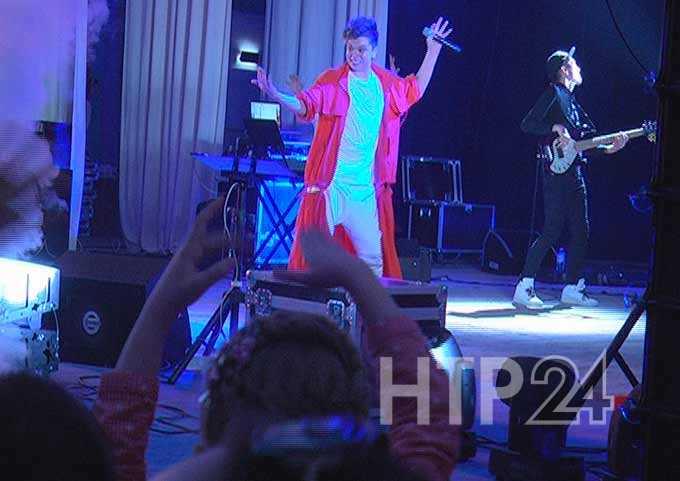 Элвин Грей дал благотворительный концерт в помощь ясельной группе в Нижнекамске