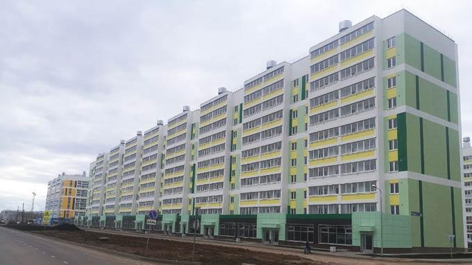 В Челнах 403-квартирному дому, построенному по соципотеке, выдано заключение о соответствии