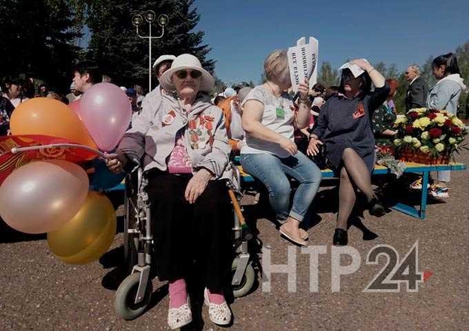Нижнекамск готовится отметить 74-ю годовщину Победы в Великой Отечественной войне