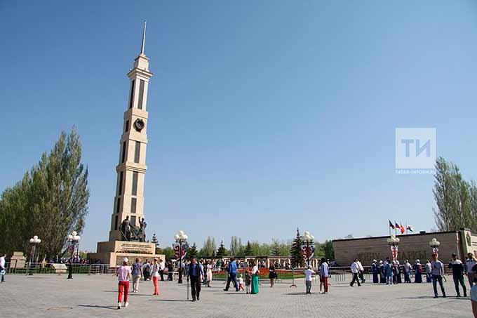 В Татарстане объявлен конкурс на лучший проект памятника Воину-победителю в парке Победы