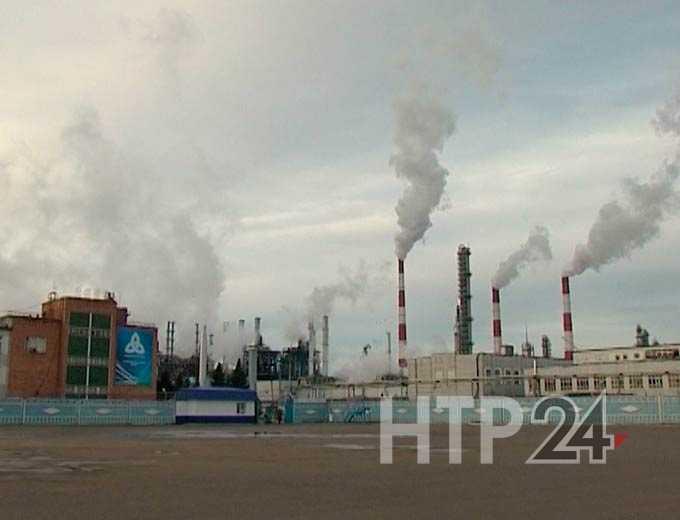 Очередной пожар на «Нижнекамскнефтехим» не нанес ущерба экологии