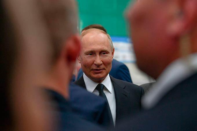 Путин о визите на WorldSkills-2019 в Казани: Я смогу только открыть, но сделать как вы не смогу