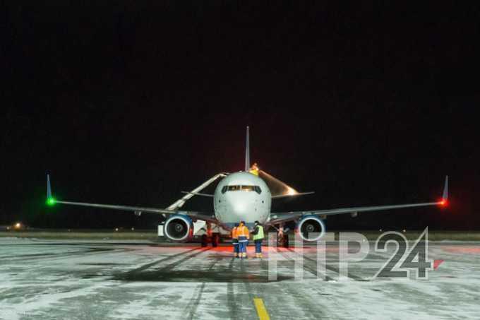 Аэропорт «Бегишево» из Нижнекамска объявил о начале продажи билетов на курортные направления