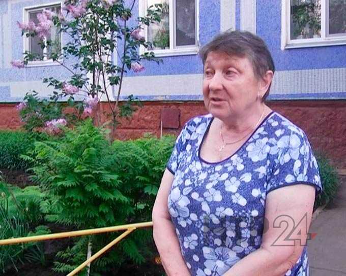 Жительница Нижнекамска занялась ландшафтным дизайном в своем дворе