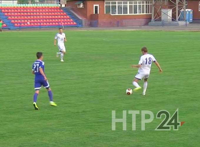 Футболисты «Нефтехимика» из Нижнекамска забронировали себе место в национальной лиге