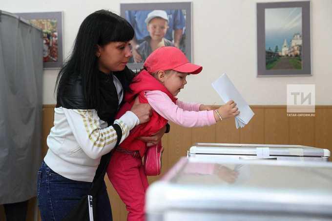 Свыше 10,2% татарстанцев проголосовали на праймериз «Единой России» к 15 часам