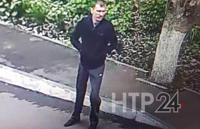 В Нижнекамске в связи с кражей телефона разыскивают мужчину