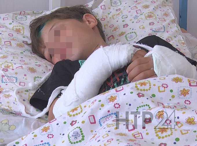 В Нижнекамске за неделю помощь травматологов понадобилась почти 500 детям