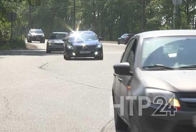 В Нижнекамске на одной из опасных дорог появится пешеходная «зебра»