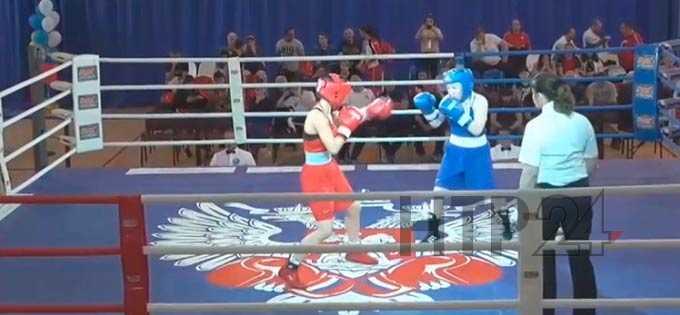 Нижнекамская спортсменка включена в состав сборной России по боксу