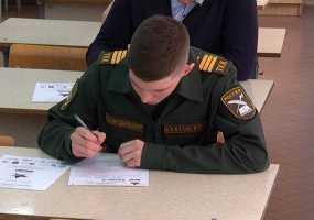 Жители Нижнекамска написали «Диктант Победы»