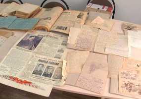 Архив Нижнекамска организовал виртуальную выставку фронтовых писем