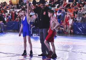 Более 200 спортсменов приехали в Нижнекамск на первенство РТ по греко-римской борьбе