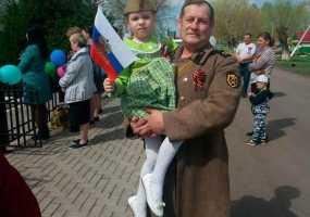 Сельские поселения Нижнекамского района присоединились к празднованию Дня Победы