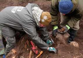 Поисковый отряд «Нефтехимик» из Нижнекамска обнаружил под Волгоградом 62 бойца