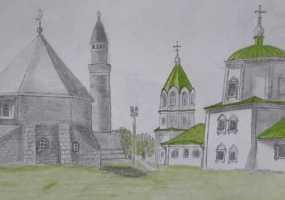 Школьники из Нижнекамского района познают историю Великого Болгара и Свияжска